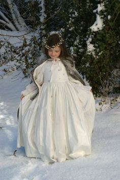 Magical Snow Princess. beautiful picture #indigo#MagicalHoliday