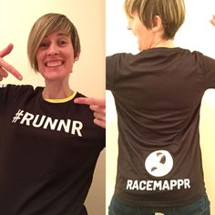 It's official, I'm a #runnr 😄Thank you for my lovely surprise @racemappr 😊👍🏼🏃‍♀️🏃‍♀️🏃‍♀️🏃‍♀️🏃‍♀️🏃‍♀️🏃‍♀️