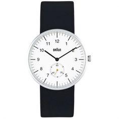 Reloj/Watch Braun