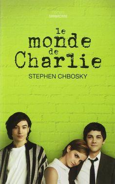 « Le Monde de Charlie » de Stephen Chbosky (Hachette Jeunesse)