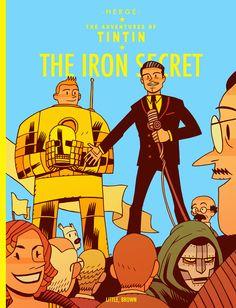 The Adventures of Tintin: The Iron Secret