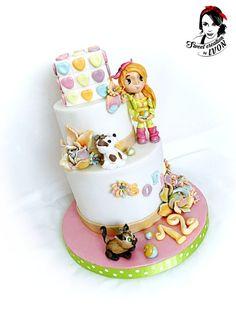 Tony 50th Birthday cake for a music lover Piano Birthday Cake