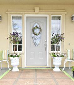 Front door color..
