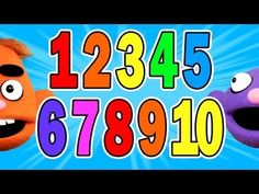 COUNT TO 10 (Numbers Song for Kids ♫) - YouTube