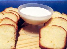 Bolo de iogurte.  Foto: Cyber Cook
