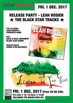 Releaseparty The Black Star Tracks!