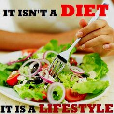 I eat to live Not live to eat