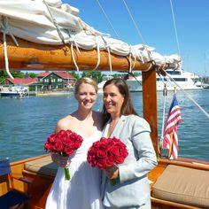 Lesbians in sailing