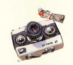 2145.jpg - イラストレーター大崎吉之の絵 | LOVELOG