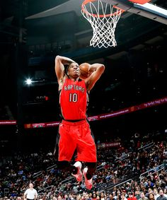 351f6cb11dd DeMar DeRozan : Raptors' slam dunk history: Air Canada in photos Toronto  Raptors,