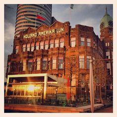 Hotel New York Sunset