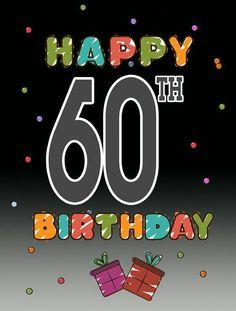 60th bday