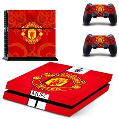 Manchester United PS4/Xbox One Skin Sticker Decal