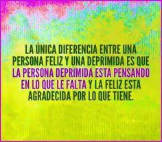 La única diferencia...