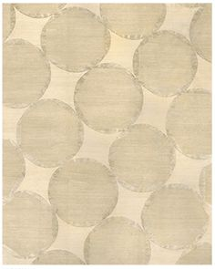 Tufenkian Rugs present the Tranquility Sand contemporary Oriental carpet, part of the Shakti collection. Showcasing a hypnotic curvilinear pattern, this stylish piece is hand knotted from silk and wool and offered in a choice of colors. http://www.cyrusrugs.com/tufenkian-rugs-mark-pollack-item-12490&category_id=0