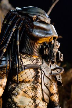Predator...Bro is a baaad assss. I love every second of him scaring me. >=}