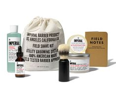 Field Shave Kit | Imperial Barber Products