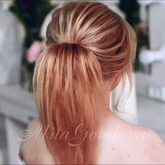 Glam Updo Styles For Wedding! Do you wanna see more fab hairstyle ideas and tips for your wedding? Curly Hair Updo, Braided Hairstyles Updo, Headband Hairstyles, Wedding Hairstyles, Curly Hair Styles, Hairstyle Ideas, Updo Styles, Hijab Styles, Style Glam