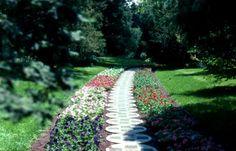 Dow Gardens, Midland, Michigan.