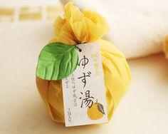 bath additive of yuzu ゆず湯
