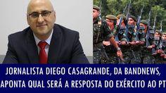 Jornalista Diego Casagrande, da BandNews, aponta qual será a resposta do...