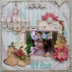 Such a Pretty Mess: **NEW** Scraps of Elegance Blog Hop!