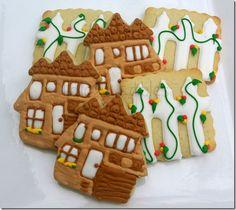 Welcome New Neighbour cookies