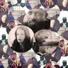 John Luther & Alice Morgan #Luther #BBC #Idris Elba