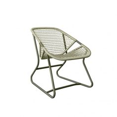 French 60's Outdoor Lounge Chair    sprouthome.com