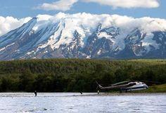 Fly Fishing in Kamchatka, Russia