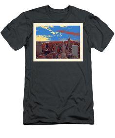 New York Ny - Men's T-Shirt (Athletic Fit)