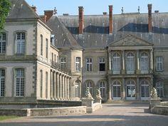 château de Haroué. Lorraine