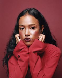 karrueche TRAN by Aris Jerome / / @arisjerome