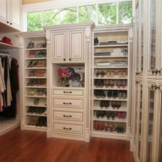 Bedroom Closets Design master bedroom closet suite | dream closet ideas | pinterest
