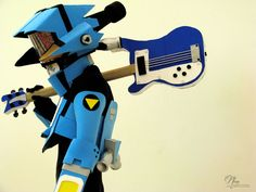 This has to be one of the best FLCL cosplays Ive seen. - Imgur