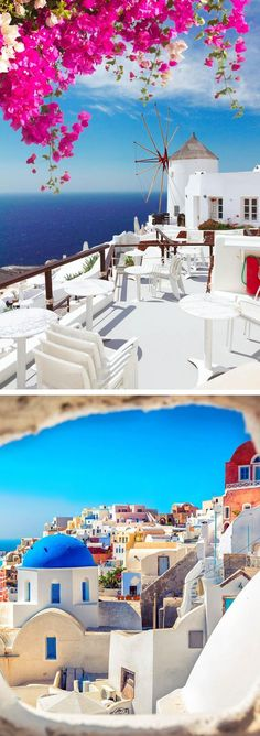 Beautiful Santorini, Greece   Top 10 most beautiful islands in the world