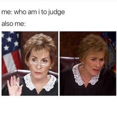 i love judge judy more than i love my brother
