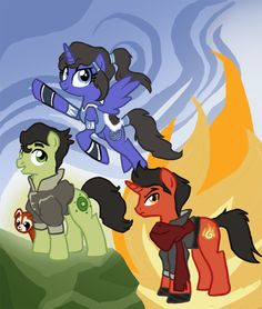 Ponified avatar   So... who else watched the Legend of Korra premiere? It was probably ...