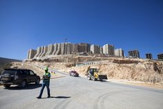 The opening of the billion-dollar enclave of Rawabi is stalled because Israel won't grant water access.