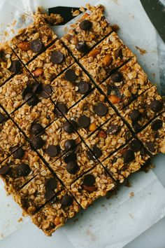Throw a few of these almond, cereal, oat, and flax seed bars in your kid's backpack for a healthy snack they'll actually want to eat. Get the recipe at Craftsy.   - Redbook.com