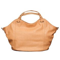 Jessy Satchel Tan, $55, now featured on Fab.