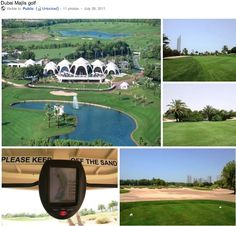 Dubai Majlis Golf: Google+ photo album.
