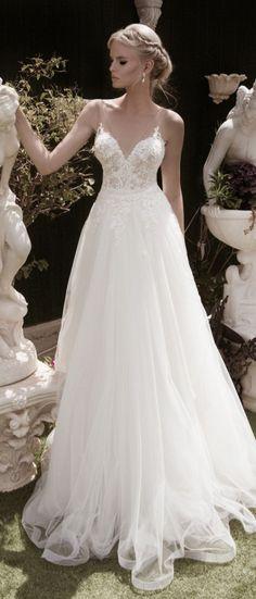 Wedding Dresses Paradise - Naama Anat Fall 2016 Wedding Dress