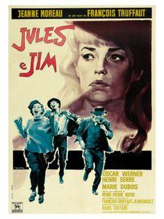 Jules and Jim (1962),   François Truffaut