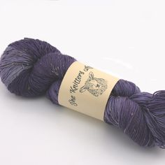 The Knitters Attic ~ Lavender Blue Dilly Dilly' - The Knitters Attic