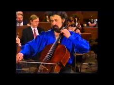 Dvorak Cello Concerto Mischa Maisky RSO Saarbrücken/Chung 1984 - YouTube