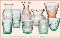 Whether it's original Fenton aqua or vintage cobalt glassware, someone probably wants it.