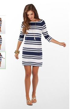 Love this striped dress! Hate that I always see things I want from previous seasons :(