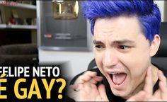 FELIPE NETO É GAY?
