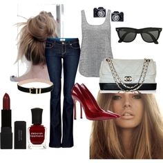 Saturday, created by meli-k on Polyvore